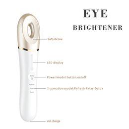 Nouvelle machine de massage relaxante des yeux sans fil usb pour les cernes avec trois modes de massage des yeux ? partir de fabricateur