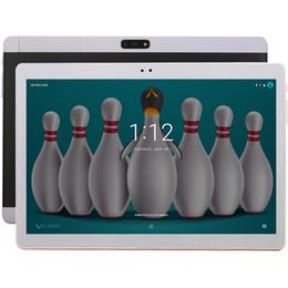 2019 tabletas de porcelana 4g lte China Nueva tableta Deca Core de 10 pulgadas Android 7.0 1920 * 1200 IPS 4GB RAM 32GB ROM 4G FDD LTE Llamada telefónica GPS Tablet 10 10.1 Regalo para niños rebajas tabletas de porcelana 4g lte