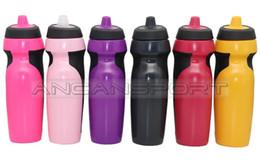 Garrafa de pressão de água on-line-570 mL garrafas garrafas de esportes espremer a água de futebol basquete chaleira ao ar livre bicicleta de fitness montanhismo funcionamento da natação