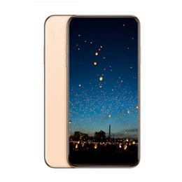 6.5inch Goophone 11 mais Max Quad Smartphones Núcleo Android 1GB RAM de 8GB + 16GB ROM Mostrar Falso 4G / 512G WCDMA Desbloqueado com realbox de