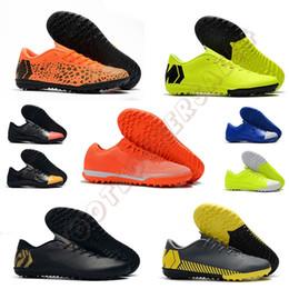 Homens, indoor, futebol, sapatos on-line-2019 Novos Homens Sapatos De Futebol Superfly Mercurial Elite CR7 IC TF Chuteiras De Futebol Interno VI 360 Homens botas de futebol Masculino scarpe da calcio 39-45