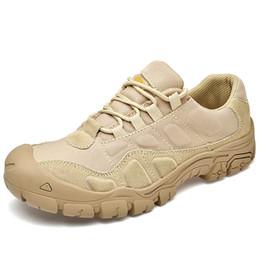En plein air Hommes Chaussures De Randonnée Imperméable Respirant Tactique Combat Armée Bottes Desert Entraînement Sneakers Anti-Slip Trekking Chaussures ? partir de fabricateur