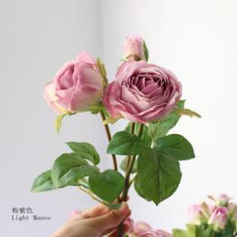 2019 fiori di crisantemi Nuovi fiori delle ragazze i crisantemi di simulazione stereo fatti a mano dei bambini lascia A01621 fiori di crisantemi economici