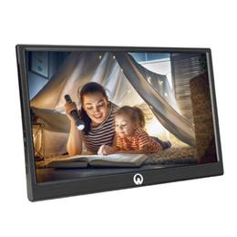 2019 n box tv Новейший 13,3-дюймовый портативный монитор 8 мм тонкий 1920x1080p IPS с сенсорным экраном HDMI-монитор для PS4 XBOX One NS TV Box PC скидка n box tv