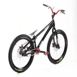 """2020 !! Chegada Nova ECHOBIKE CZAR-s 24"""" Trials Rua bicicleta completa Trial Bike ECHO Inspirado Danny MacAskill de"""