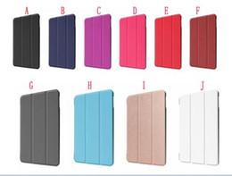 ipad mini halter Rabatt Smart schlaf aufwachen magnetische brieftasche ledertasche für ipad mini 5 4 ipad mini5 mini4 tablette luxus schlank smart ständer halter haut abdeckung 30 stücke