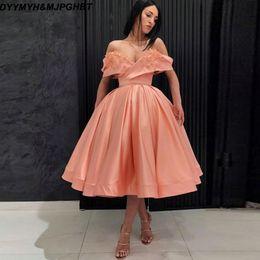 2020 красивые сексуальные короткие платья партии 2019 красивая длина чая короткие платья выпускного вечера с кружевными аппликациями с плеча сексуальные выпускные платья скидка красивые сексуальные короткие платья партии