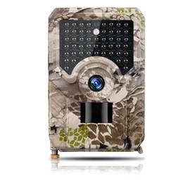 ativar vídeo Desconto Jogo Trail Camera HD 1080 P 49 pcs IR Animais Selvagens Movimento Ativado Caça Câmera Night Vision Trail gravador de Vídeo foto armadilha