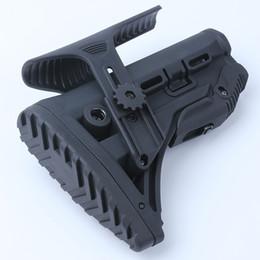 15 guarda-vidas livre em flutuador Desconto Tactical Plastic Drop-in Substituição ButtStock Carbine Estoque para M4 STD 5S acessórios de caça tático