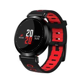 2019 relógio pedômetro bluetooth para crianças Y10 colorido em movimento esporte banda smart watch pulseira pedômetro de freqüência cardíaca pedômetro pulseira smartband bluetooth inteligente relógio pedômetro bluetooth para crianças barato