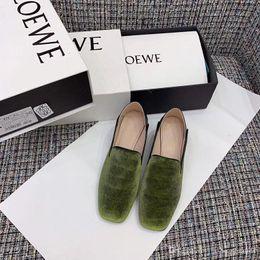Saltos altos on-line-Novos sapatos vintage de veludo único, conforto pequeno salto é realmente de salto alto pode descer dois desgaste pode ser dito para ser muito alto do peito do pé do ico