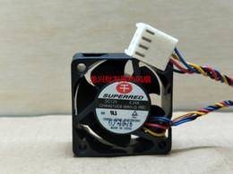ventilador superred 12v Rebajas Envío gratis SUPERRED CHA4012EB-MAH-O (RE) 4020 DC 12V 0.24A Fuente de alimentación de bola dual de enfriamiento Ventilador de enfriamiento
