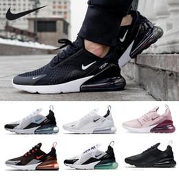 merletti leggeri Sconti Nike air max 270 Vapormax Flyknit Utility nuovo design 2019 pattini correnti del mens Flair Triple Nero C Olimpiadi PRESTO Racer Inoltre Chaussure US7-12