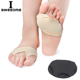 1Pair Sponge Forefoot Insert Toe Plug Half Forefoot Cushion Anti-pain PBßß