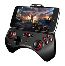 Ipega PG-9025 Oyun Bluetooth Denetleyicisi Gamepad Joystick Için iPhone iPad Samsung HTC Moto Android Tablet ADET Siyah / Beyaz nereden