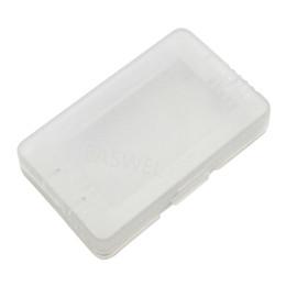 Jogos de gba advance on-line-Estojos de plástico rígido duro para Nintendo game boy Advance GBA GB GBM GBA Games Cartridge Card (box)