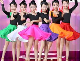 Discount Latin Samba Dance Dress Girls | Latin Samba Dance