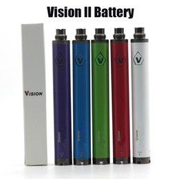 Закрутка 3.7 V эга закрутки 2 1600mah зрения--напряжение тока батареи закрутки II зрения 4.8 V переменное для Атомизаторов E-Cig от Поставщики батареи переменного тока с переменным напряжением