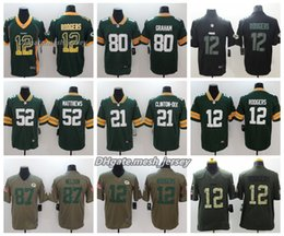 Men Green Bay Jersey Packers 12 Aaron Rodgers 80 Jimmy Graham 87 Jordy  Nelson 52 Clay Matthews Color Rush Football Stitching Jerseys packers  jerseys for ... 15de694aa