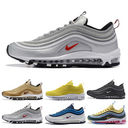 Air Max 97 Nintendo 64s. Came with 5 pairs of laces. Not sure