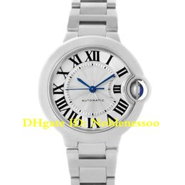 Мужские часы римские цифры онлайн-7 Цвет оригинальной коробке роскошные часы 36мм W6920046 W69003Z2 W69004Z2 WGBB0009 W2BB0012 стали римские цифры кожаный женщин часы
