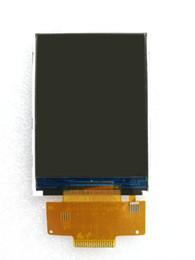 2019 drivers de vídeo lcd 2.4 polegada TFT LCD display ILI9341 motorista Superwide ângulo visual painel de Toque 240x320 tipo de solda 18Pin SPI Não há necessidade de conector drivers de vídeo lcd barato