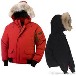 d2c5f759308d8 Winter Mens Bomber Homme Parka Jassen Camouflage Outerwear Big Fur Hooded Fourrure  Manteau Down Jacket Coat Hiver Doudoune JK025
