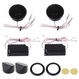alto falante Desconto 1 par HT-25 Car Audio Stereo Speaker Tweeter 120W Poder máximo Speakers Dome altos 92dB