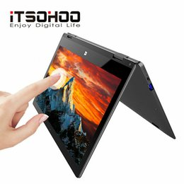 Bluetooth ssd online-iTSOHOO 11,6 Zoll Metall Convertible Laptops 360 Grad Touchscreen 8 GB RAM