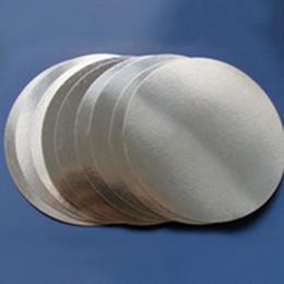 forro de vedação Desconto Para a indução de vedação 22mm 23mm plactic forros de tampa de folha de alumínio laminado 10000 pcs seladores de folha