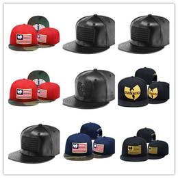 I più venduti 2018 nuovo cappello da baseball di snapback di wu-tang del cappello di snapback di wuang wu-tang gorras del clan del wu-tang da