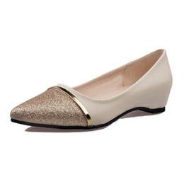 Frauen Sandalen 2019 Sommer Frauen Schuhe Flach Spitz Frauen Sandalen Süße Damen Schuhe Plus Größe A838 Online Rabatt