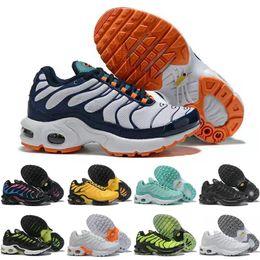 Nike Air TN Plus Classic tn Infant Runners Kinder Laufschuhe Top Qualität Junge Mädchen Designer Turnschuhe Kleinkind Jugend Trainer Größe 28 35