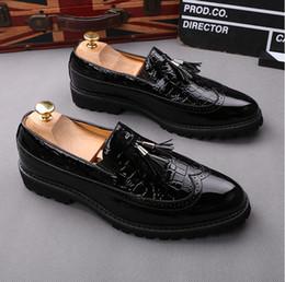 zapatos personalizados hombres oxford Rebajas Hombres Zapatos de vestir Zapatos Oxford Monk Zapatos hechos a mano personalizados Puntera redonda con una sola correa Cuero genuino