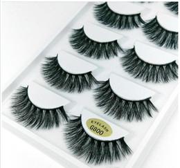 3D Mink reutilizável pestanas falsas 100% Faixa de Cabelo Mink real siberiana 3D cílios falsos Maquiagem longo Individual Cílios Mink Lashes Extensão de Fornecedores de cílios espessos naturais