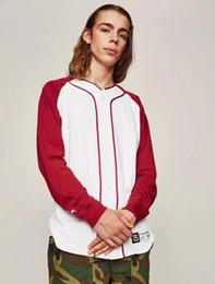 la moda della maglietta di baseball Sconti Magliette da baseball T-shirt manica lunga estiva moda uomo di marca 2019 Vendita calda t-shirt baseblast Streetwear casual
