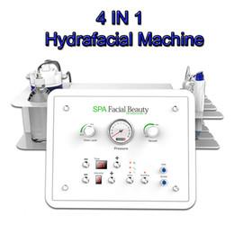 2019 sauerstoff-spray schönheit maschine Hydra Gesichtsausrüstung Sauerstoffspray Skin Care Machine Hydro Dermabrasion Maschine tiefe Hautreinigung Beauty Equipment günstig sauerstoff-spray schönheit maschine