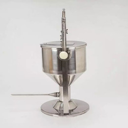 Crema di riempimento online-Macchina di riempimento manuale torta / pane / crema / marmellata 8.5kg
