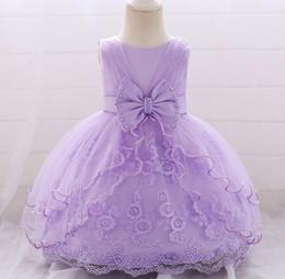 Canada L'Europe et les États-Unis explosions perles incrustées robe de princesse brodée filles ans jupes bébé laver robe robe de fille de fleur Offre