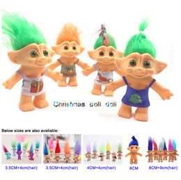 10cm Donald Trump Troll Doll Funny President Collectible Toy Novelty Gift Gag CA