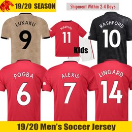 the latest d49a3 5b01a Wholesale Pogba Jersey Man United for Resale - Group Buy ...