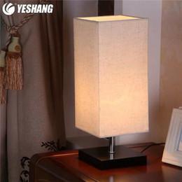 aurora master lights Promotion Lampes de table en cristal modernes pour chambre à coucher, salon, bureau, bureau Lampes de bureau en verre modernes à cristal