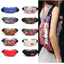 Imballare un sacchetto online-Viaggi Marca Crossbody Borse Sup Supre Designer pacchetto di Fanny Uno Shoudler Petto Marsupio Borse Duffle Borse Donna Uomo Sport Bag C6603