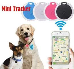 2019 Bluetooth Мини GPS Трекер Анти-Потерянный Сигнализация Дистанционного Искателя Устройства Для Pet Дети Ключ от