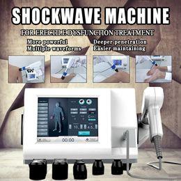 Máquina do pénis dos homens on-line-2019 Novo modelo Geração ED Lidar Com Original shockwave disfunção erétil máquina de tratamento de onda de choque para o homem pênis