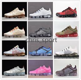 Sapatos de corrida para senhoras on-line-Cheap New 2019 Sapatos VaporS Casuais TN Plus Maxes Mulher Choque Running Shoes Run Utility Moda Mens senhoras Esportes Tênis tamanho EUA 5.5 ~ 12