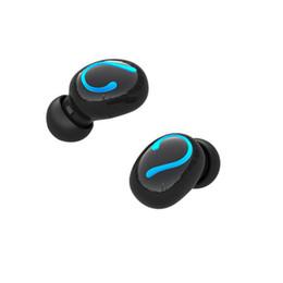 fones de ouvido de óculos de sol Desconto New Q33 Bluetooth 5.0 Headphone telefone celular fone de ouvido com banco de alimentação Mini Wireless Headset Estéreo Sports Handsfree Gaming Mic Earbud