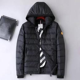 Negócio casual jaqueta on-line-mens quente jaqueta Monclers designer de inverno homens negócios estilo jaqueta casaco de inverno tamanho grande moda casual com capuz para baixo venda jaqueta