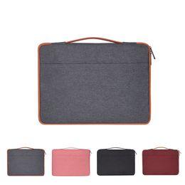 En gros vente chaude Portable polyester imperméable à l'eau et résistant à l'usure sac d'ordinateur portable liner doux paquet pour Apple Lenovo Xiaomi ? partir de fabricateur