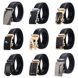 Mens Designer Belts Belt Buckle automática de negócios Leather Strap masculino com metal automática Buckle Men cinto GGA3034-6 de Fornecedores de tática de qualidade